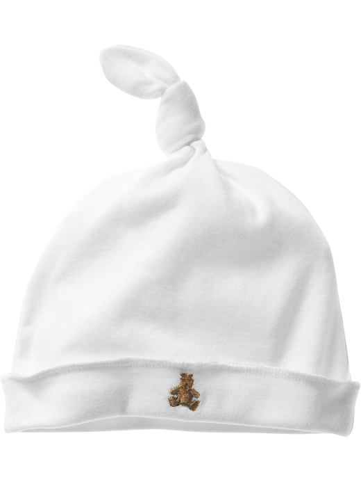 Baby Gap Knit Knot Hat