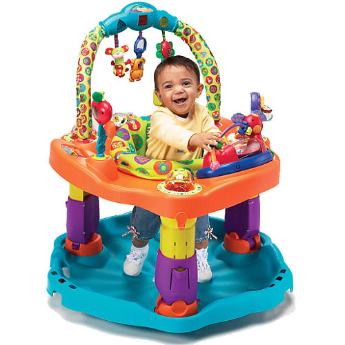 Evenflo ExerSaucer SmartSteps ABC