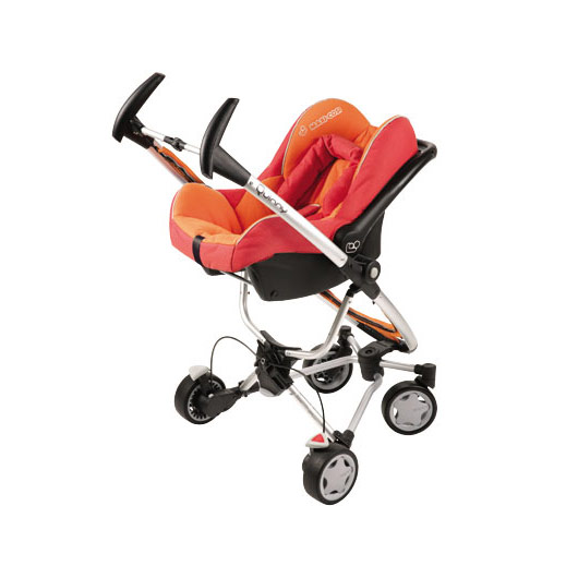 MaxiCosi Mico Infant Car Seat. $170. The Mico's styling and colors makes it