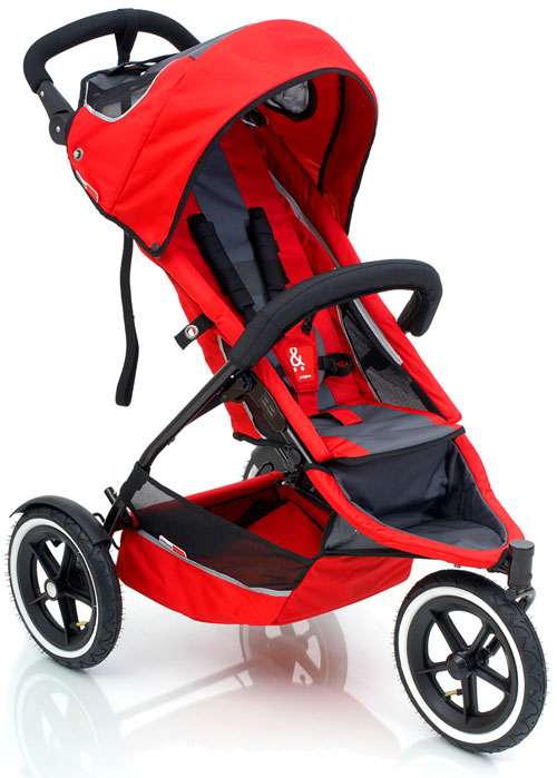 Phil and Teds Single Sport Buggy (jogger)