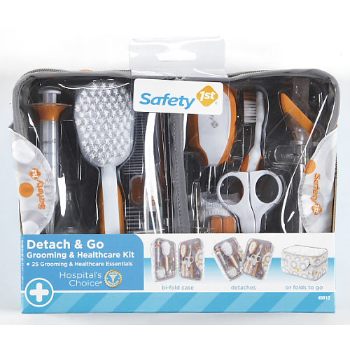 Safety 1st Detach and Go Grooming and Healthcare Kit